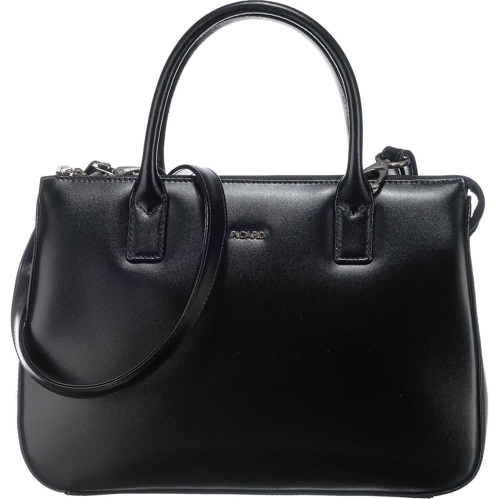 PICARD Promotion5 Handtasche schwarz Damen
