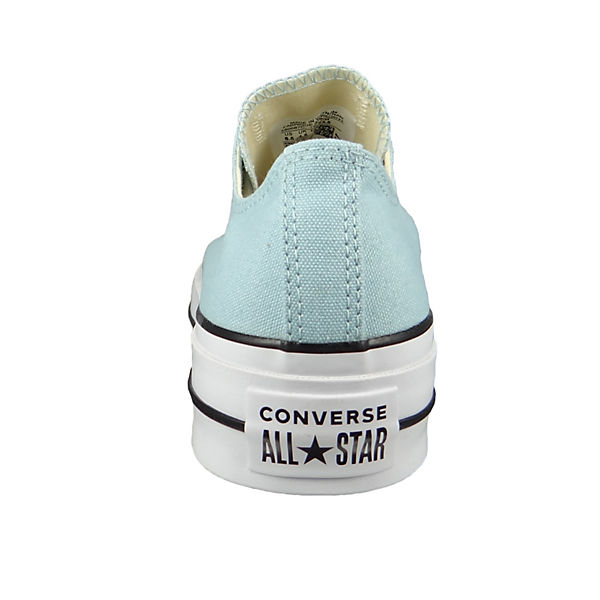 CONVERSE, Chuck Taylor All Low, Star Lift OX Sneakers Low, All hellblau  Gute Qualität beliebte Schuhe a3f797
