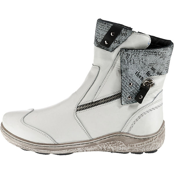 Krisbut, Klassische Stiefeletten, Qualität weiß  Gute Qualität Stiefeletten, beliebte Schuhe 014928