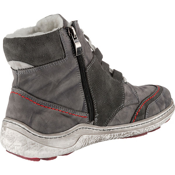 Krisbut, Winterstiefeletten, grau grau grau  Gute Qualität beliebte Schuhe 776640