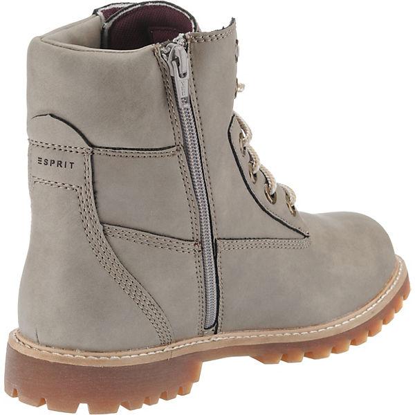 ESPRIT, hellgrau Landy Bootie Desert Boots, hellgrau ESPRIT,  Gute Qualität beliebte Schuhe c53799