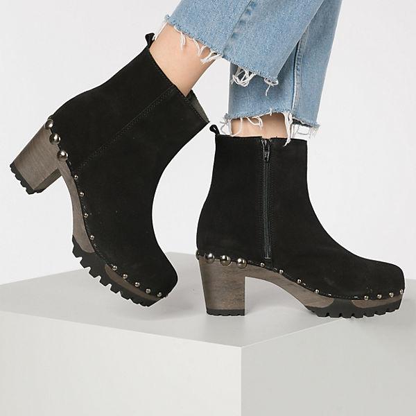 SOFTCLOX,  OLMINA Klassische Stiefeletten, schwarz  SOFTCLOX, Gute Qualität beliebte Schuhe cb8c6e