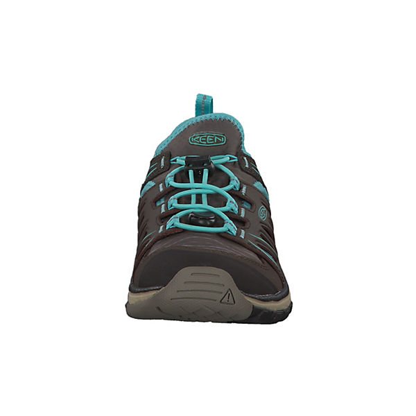 KEEN, Terradora Sohle Ethos 1018622 mit abriebfester Sohle Terradora Wanderschuhe, braun/blau  Gute Qualität beliebte Schuhe 33ee45