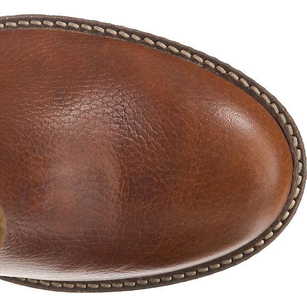 Klassische Fenena Cognac Stiefel Jolanaamp; 54AL3Rj