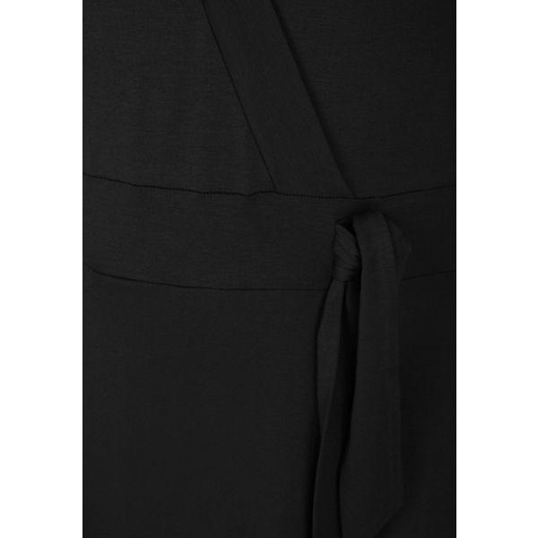 Doris linie Jerseykleid Jerseykleider Schwarz Streich In A OuTPkXZi