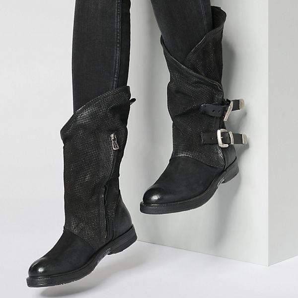 Stiefeletten S A 98 Klassische schwarz w0TztTq