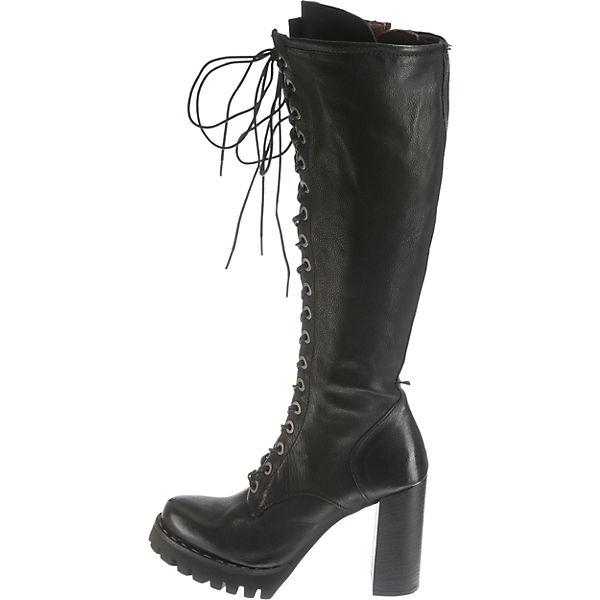 schwarz 98 S Stiefel A Klassische xaUqPqwgIS