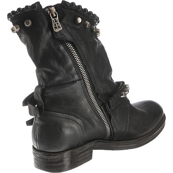 Stiefeletten A schwarz S 98 Klassische AwwBUqf