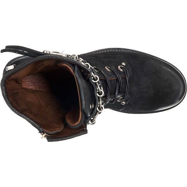 Klassische Stiefeletten S A 98 schwarz wqRExCp