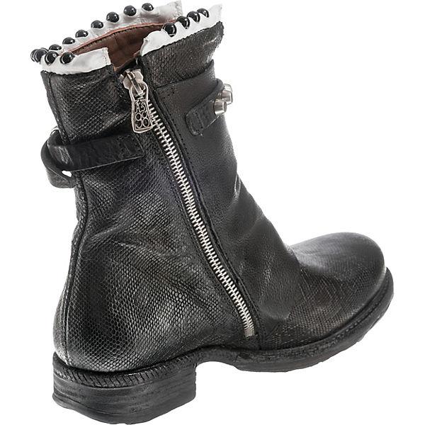Stiefeletten 98 schwarz Klassische A S wtXxqXF6O