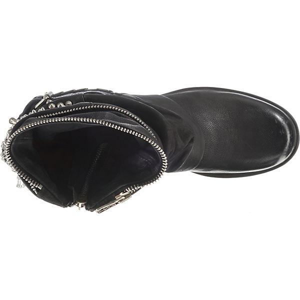 schwarz A 98 Klassische Stiefeletten S qXqfZ