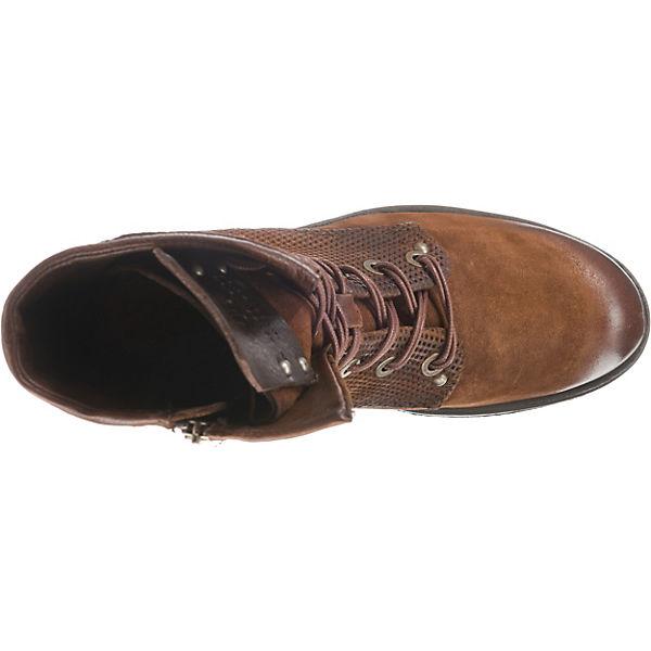 A.S.98, Schnürstiefeletten, braun  Gute Schuhe Qualität beliebte Schuhe Gute 00bf45
