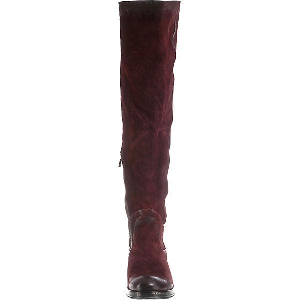 98 Stiefel bordeaux S Klassische A TU1qx4vn