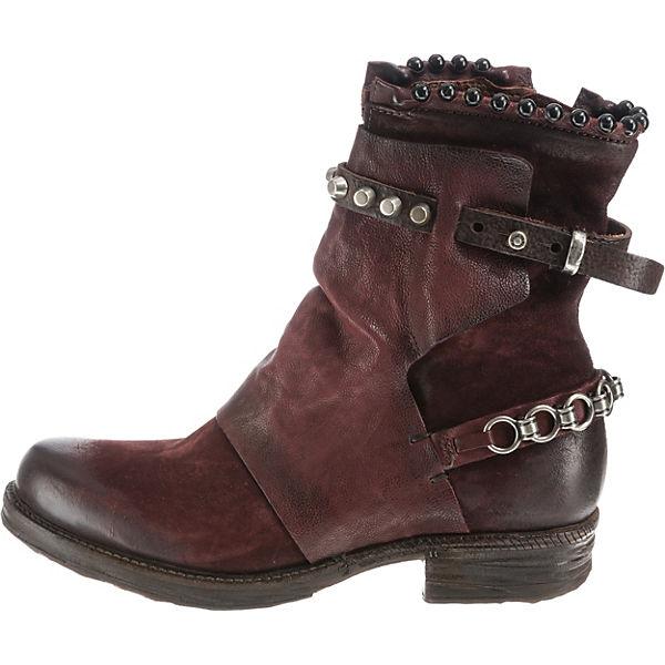 A.S.98,  Klassische Stiefeletten, bordeaux  A.S.98, Gute Qualität beliebte Schuhe 39764a