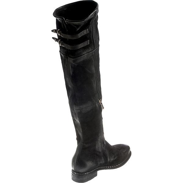 A schwarz 98 Overknee S Stiefel gaSrvwgq