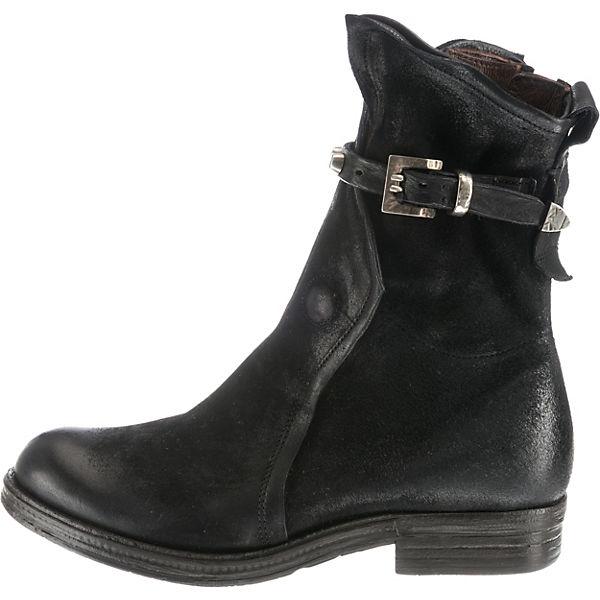 A.S.98, Klassische Stiefeletten, schwarz Schuhe  Gute Qualität beliebte Schuhe schwarz 862a22