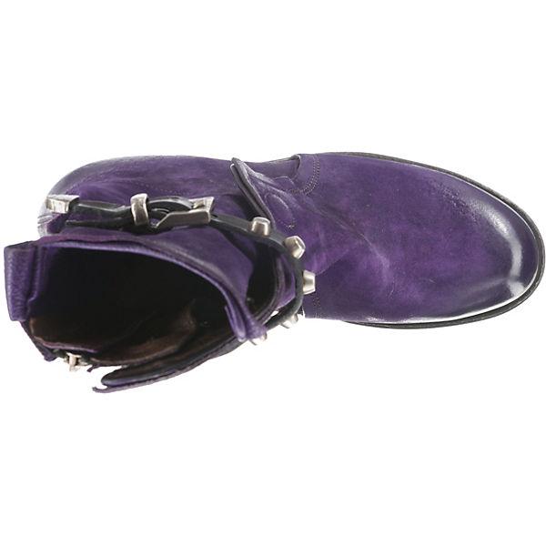 Klassische 98 violett Stiefeletten A S AE7c75