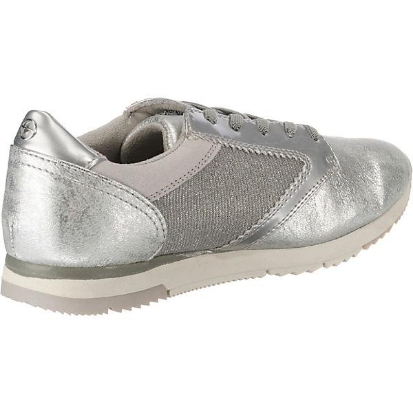Sneakers silber Sneakers silber Tamaris Tamaris Low Tamaris Sneakers Low Low 5fvKtqWw