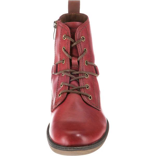 Tamaris,  Klassische Stiefeletten, rot  Tamaris, Gute Qualität beliebte Schuhe 3b2e62