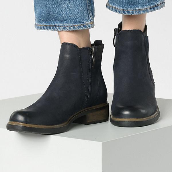 Tamaris, Chelsea Boots, dunkelblau Schuhe  Gute Qualität beliebte Schuhe dunkelblau f573a8