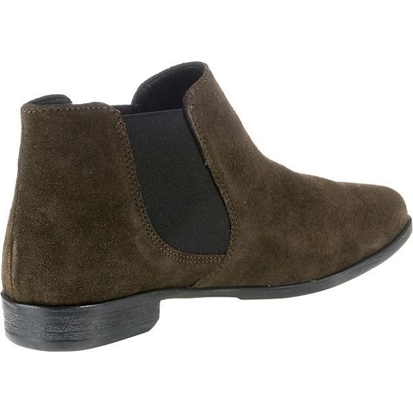 Tamaris, Chelsea Chelsea Tamaris, Boots, dunkelgrün   c6b593