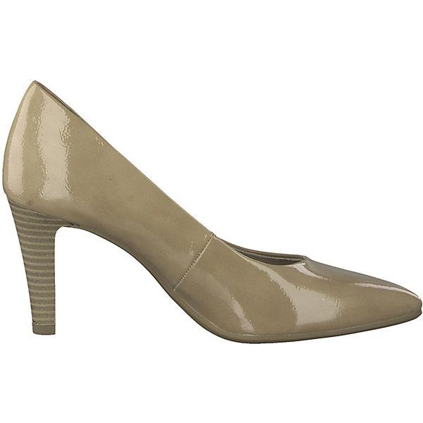 Tamaris, Klassische Pumps, nude  Schuhe Gute Qualität beliebte Schuhe  8dfc4f