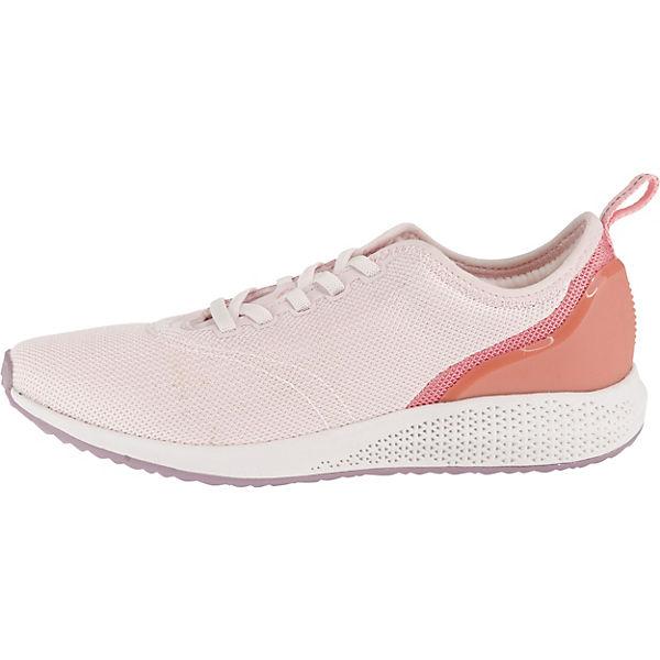 Tamaris, fashletics Low, Sneakers Low, fashletics hellrosa   0927aa