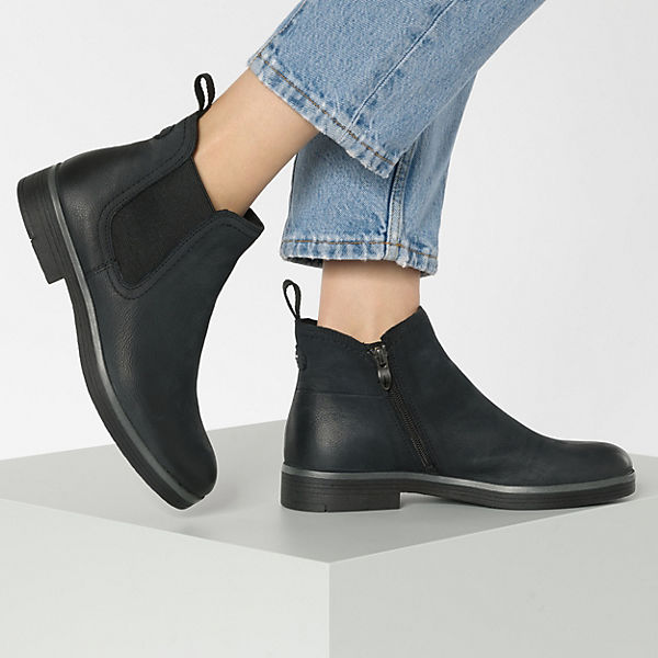 Tamaris Chelsea Boots dunkelblau  Gute Qualität beliebte Schuhe