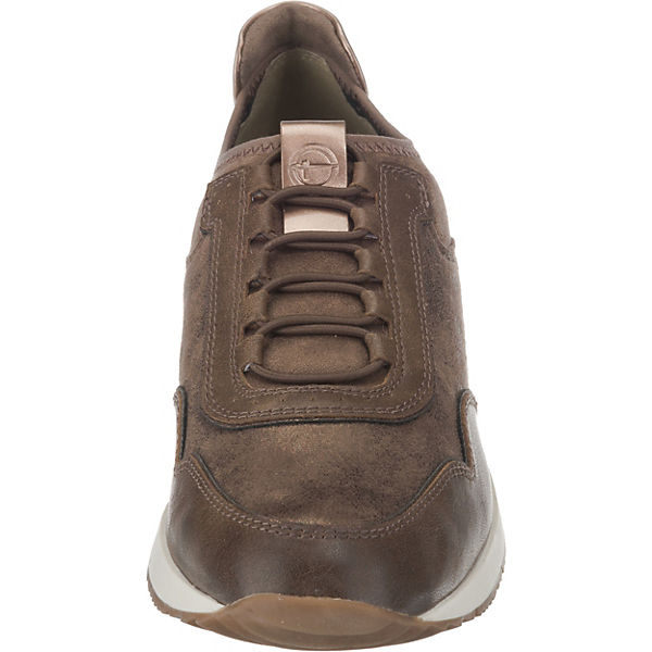 Tamaris Sneakers Tamaris Low braun Sneakers H0UaHwq