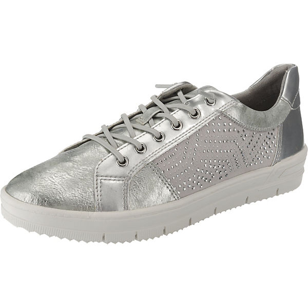 Tamaris silber Low Low Tamaris Tamaris Tamaris Sneakers Low Sneakers silber silber Sneakers silber Low Sneakers EpFqUwpxH
