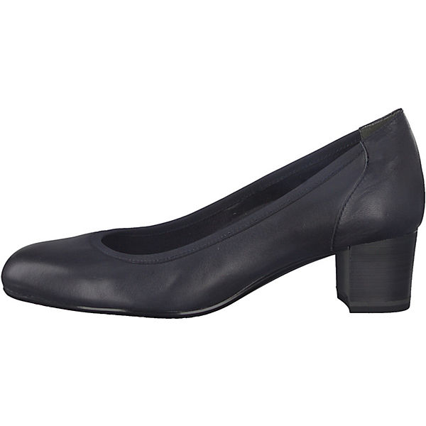 Tamaris, Klassische Qualität Pumps, blau  Gute Qualität Klassische beliebte Schuhe c9cca6