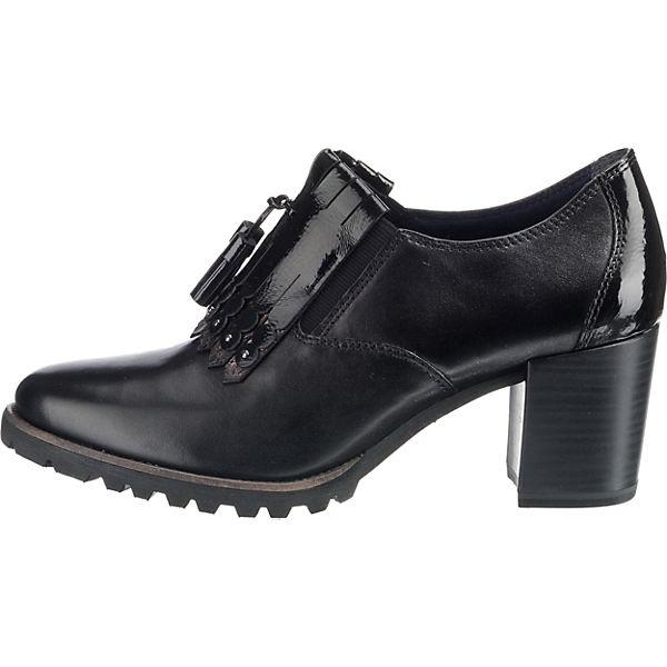 Tamaris, Hochfront-Pumps, schwarz  beliebte Gute Qualität beliebte  Schuhe 83e919