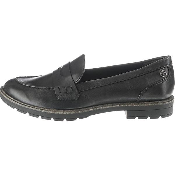 schwarz Loafers Loafers schwarz Tamaris Tamaris Tamaris Tamaris Loafers schwarz Hg7Zgq