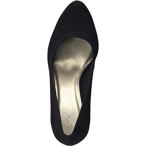 Tamaris, Klassische Pumps, schwarz beliebte  Gute Qualität beliebte schwarz Schuhe 1145e5