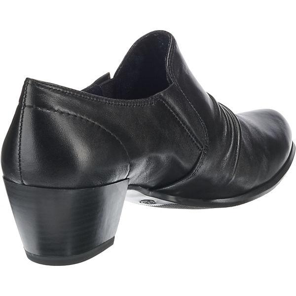 Tamaris, Hochfront-Pumps, schwarz  Gute Schuhe Qualität beliebte Schuhe Gute d18b72