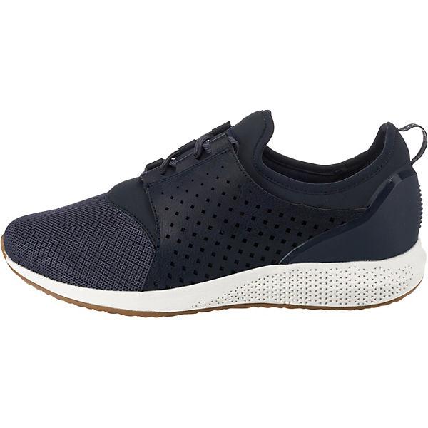Tamaris, fashletics Low, Sneakers Low, fashletics dunkelblau   828874