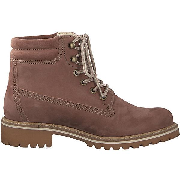 Tamaris,  Winterstiefeletten, altrosa  Tamaris, Gute Qualität beliebte Schuhe 727e06