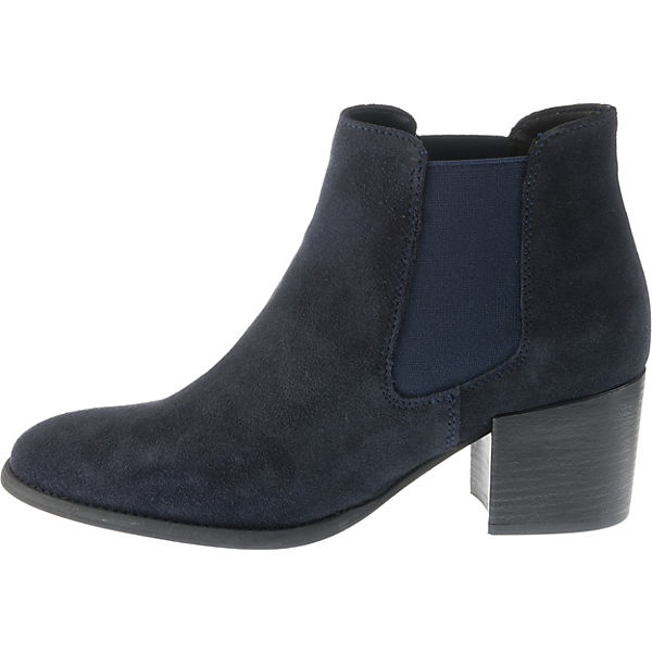 Tamaris Klassische Stiefeletten Stiefeletten Stiefeletten dunkelblau  Gute Qualität beliebte Schuhe 33ec5f