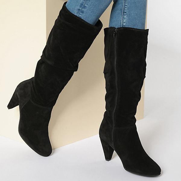 Tamaris, Klassische Stiefel, schwarz  Gute Qualität beliebte Schuhe Schuhe beliebte a5f575