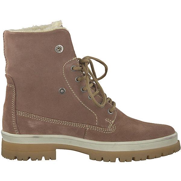 Tamaris, Winterstiefeletten, beliebte altrosa  Gute Qualität beliebte Winterstiefeletten, Schuhe 584270