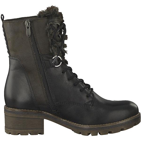 Tamaris, Tamaris, Tamaris, Winterstiefeletten, schwarz  Gute Qualität beliebte Schuhe c03619