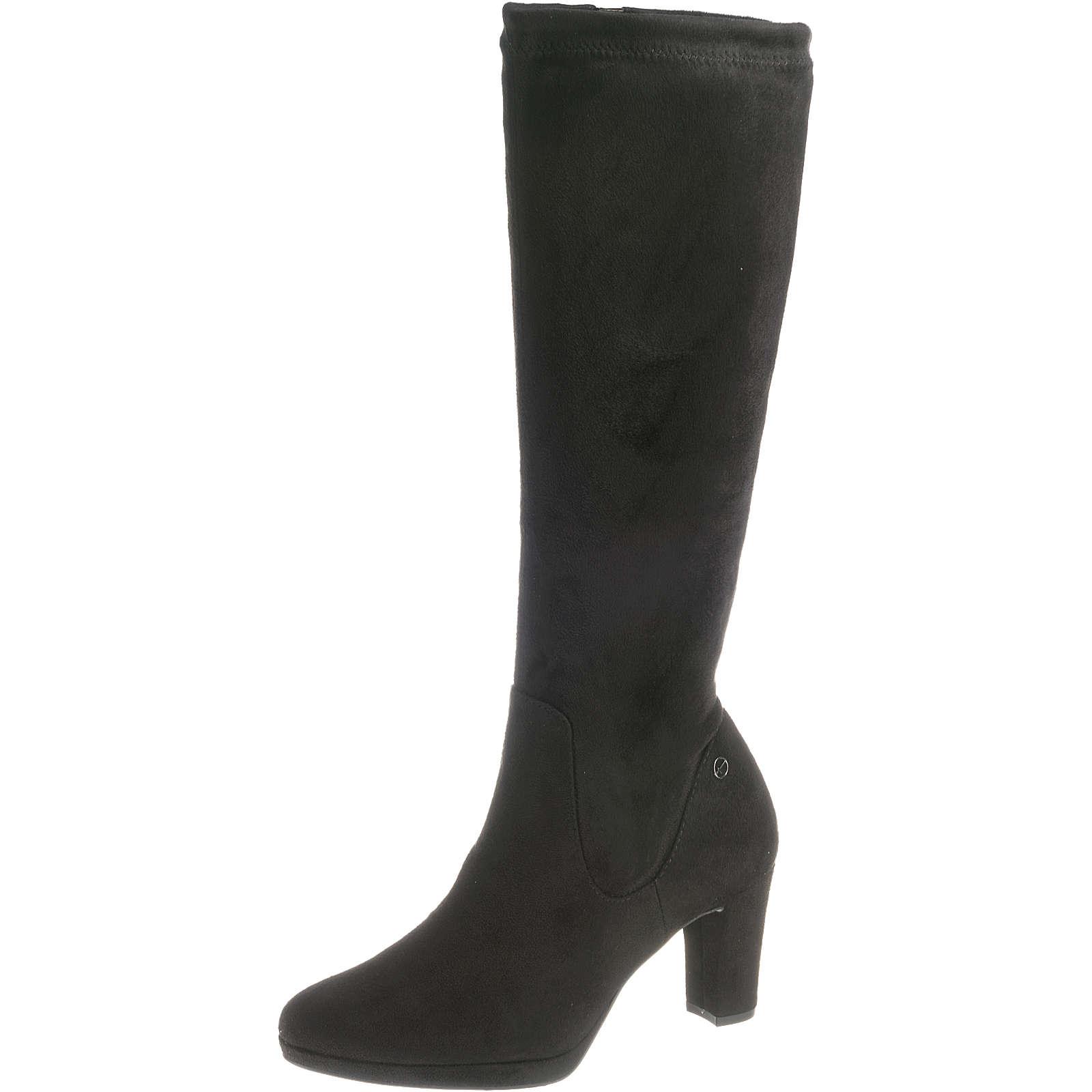 Tamaris Klassische Stiefel schwarz Damen Gr. 41