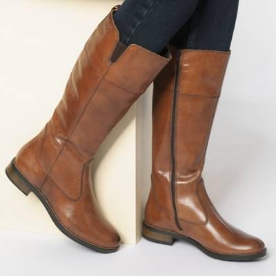 Tamaris, Klassische Stiefel, braun | mirapodo