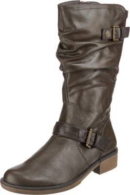 Tamaris, Klassische Stiefel, dunkelbraun