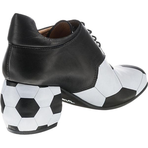 Tiggers®, FAN Gute 01a Hochfront-Pumps, schwarz/weiß  Gute FAN Qualität beliebte Schuhe 9bec14