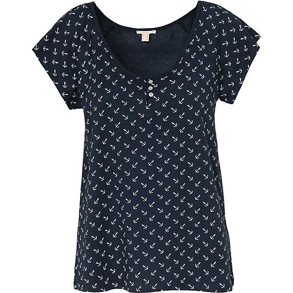 Shirt T blau T ESPRIT ESPRIT Shirt T blau ESPRIT wvfq0gH