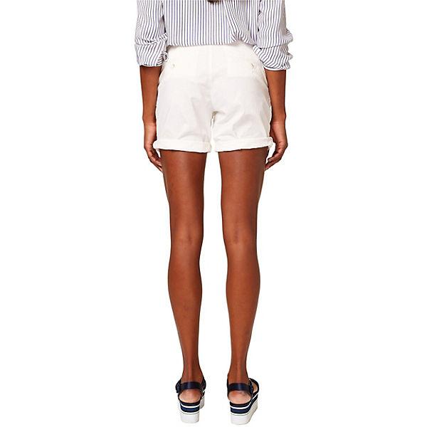 ESPRIT weiß ESPRIT Shorts Shorts Yz5wqC