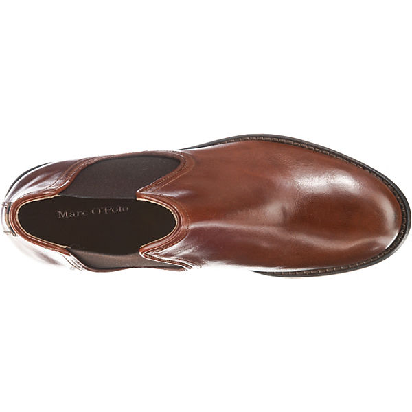 Boots Chelsea cognac Boots Chelsea O'Polo Marc cognac O'Polo Marc O'Polo Marc ExdqPw
