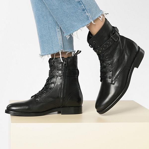 Marc Marc Marc O'Polo, Schnürstiefeletten, schwarz  Gute Qualität beliebte Schuhe 7d5749