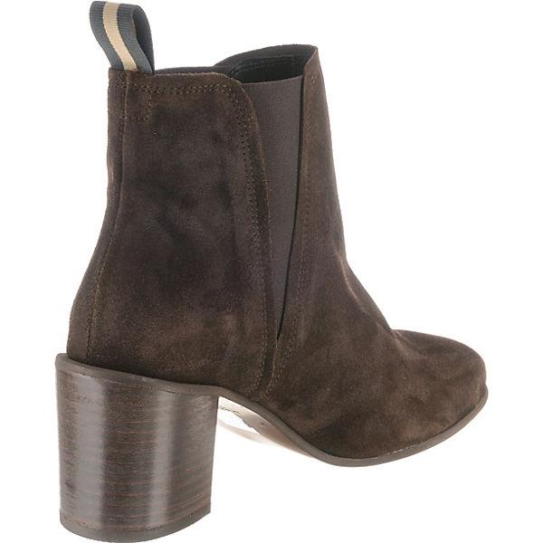 Chelsea Marc Marc O'Polo Chelsea O'Polo dunkelbraun Boots Boots 1PtPXxz